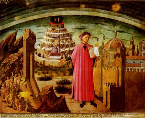 Dante from Wikimedia Commons