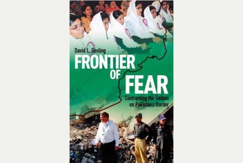 Frontier of Fear by David Gosling