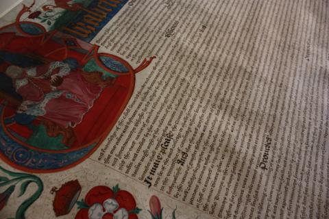 Manuscript, Cambridge University Library