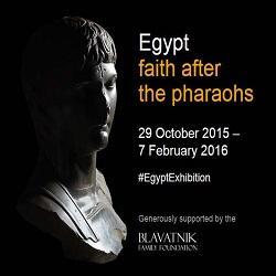 Egypt: Faith after the Pharaohs - an evening with the Curator